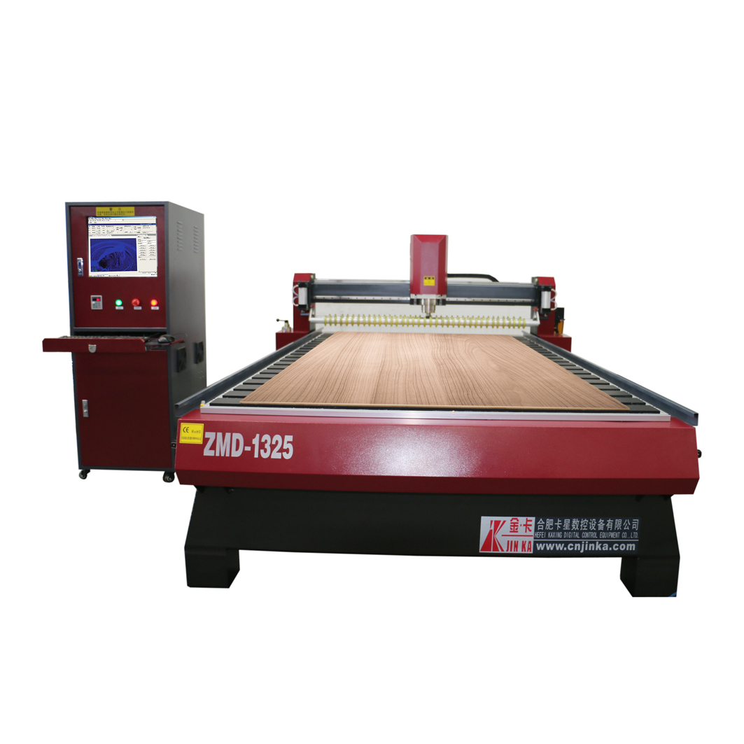 Woodworking machine engraving machine