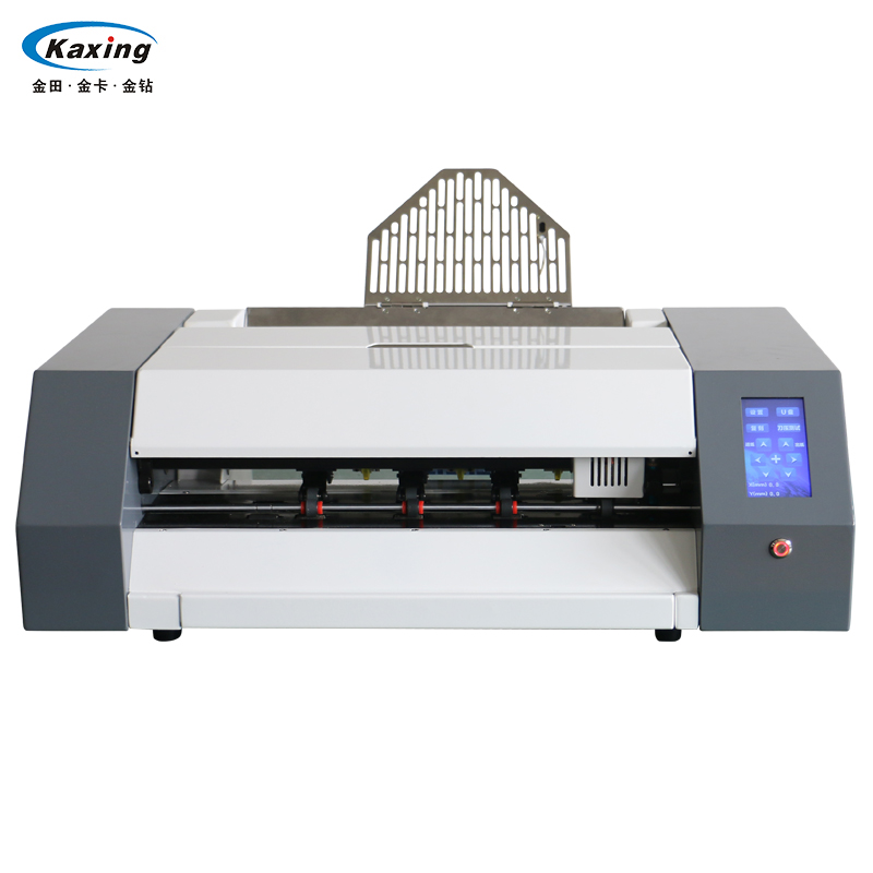 Die cutting machine (automatic paper feeding)